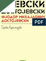 Fjodor Mihajlovic Dostojevski - Braca Karamazovi