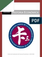Esquemas de Historia Económica