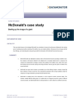 mcdonalds in india and eurodisney case International entry modes  case study: the case of eurodisneythere  barriers to international trade contdboth china and india currently require.