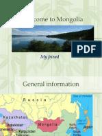 Mongolian Presentation