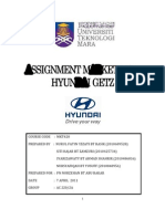 Assignment Mkt