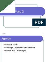 LD Challange VOIP Draft 1.1