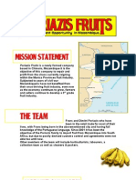 Poriazis Fruits Business Plan