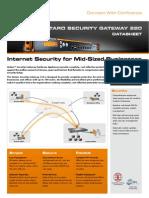 Astaro Security Gateway 220 En