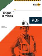 Fatigue Handbook