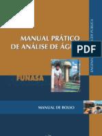 Manual de análise de água