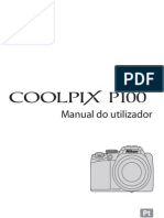 Nikon Coolpix P100 Manual Portugues