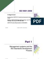 ISO 9001 2008 Nigel Croft