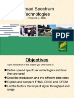 Spread Spectrum Technologies
