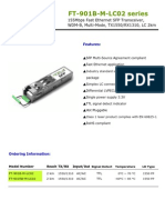 SFP(FT-901B-M-LC02)_DataSheet_ver_1_2