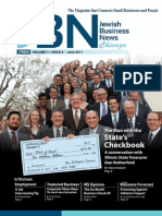 Jewish Business News - June 2011