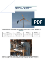 Large 17  diameter wind turbine INTERESANTE2