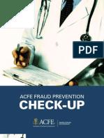 Fraud Prev Checkup IA