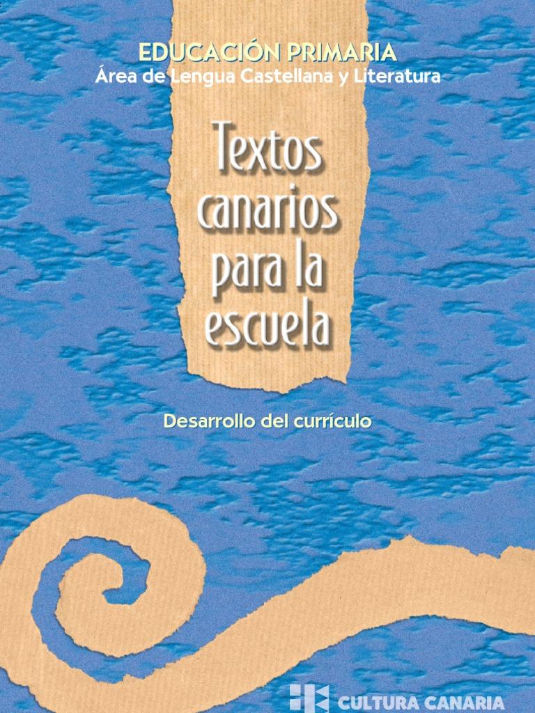 TEXTOS CANARIOS