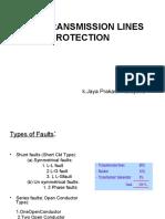 7110370 400kv Transmission Lines Protection