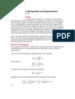 751 Wave Equations
