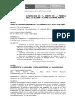 Resumen Investigaciones en La RNSIIPG OUT 16 Mayo 2011