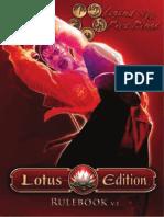 l5r Lotus Rulebook