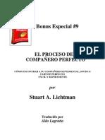 Ebook - Stuart Lichtman - Bonus Especial #9 - El Proceso del compañero Perfecto
