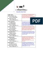 Shani Dasaratha Stotram With English Translation
