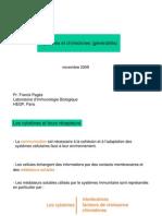 Page0300s Cytokines Et Chimiokines Diu 2009 10