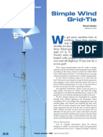 At Last...Simple Wind Grid-Tie