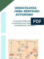 Farmacologia Sistema Nervioso Autonomo