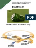 ECODISEÑO (JORGE LOAYZA)