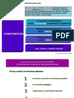 Los Componentes Del Curriculum-cesar Coll