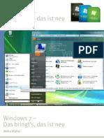 Chip Magazin Spezial Windows 7 Das Bringts Das Ist Neu 06 2009