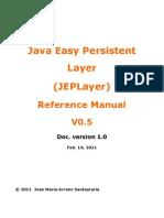 Jeplayer Manual 0.5