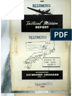 21st Bomber Command Tactical Mission Report 59