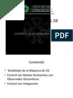 CURSO DE CONTROL DE MÁQUINAS