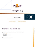 iWorkwell Overview Presentation 1.8.08