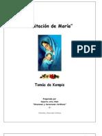 Tomas de Kempis - Imitacion de Maria