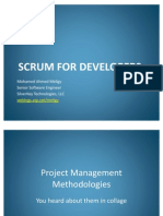 Scrum for Developers