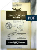 21st Bomber Command Tactical Mission Report 96