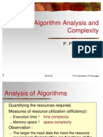 32.Algo Analysis & Complexity