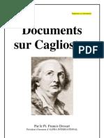 Documents précieux sur Cagliostro