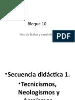 Bloque 10 TLR2