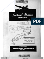 21st Bomber Command Tactical Mission Report 163
