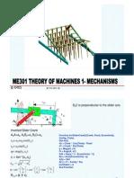 ME 301 Theory of Machines Ipp5v09