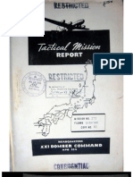 21st Bomber Command Tactical Mission Report 178