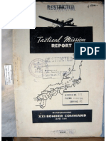 21st Bomber Command Tactical Mission Report 181