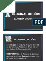 Cartilha Tribunal Do Juri