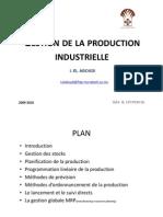 Gestion de La Production Industrielle
