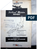 21st Bomber Command Tactical Mission Report 188