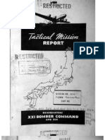 21st Bomber Command Tactical Mission Report 190etc, Final