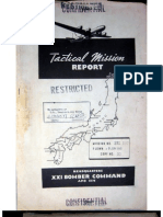 21st Bomber Command Tactical Mission Report 191, 193