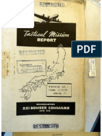 21st Bomber Command Tactical Mission Report 195, 200